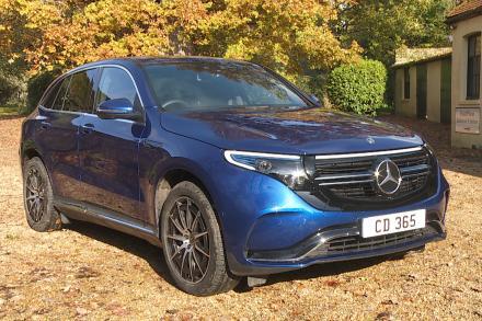 Mercedes-Benz Eqc Estate EQC 400 300kW AMG Line Premium Plus 80kWh 5dr Auto