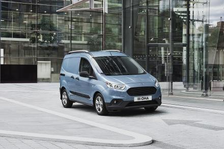 Ford Transit Courier Diesel 1.5 TDCi 100ps Trend Van [6 Speed]