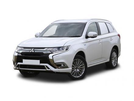 Mitsubishi Outlander Petrol 2.4 PHEV Reflex Plus Commercial Auto