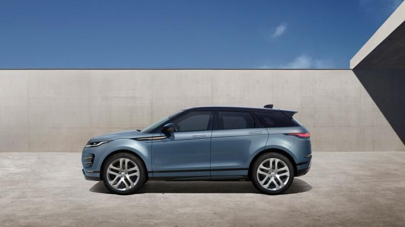 New Range Rover Evoque gets mild-hybrid and plug-in tech