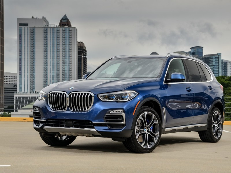 New BMW X5 Arriving Soon